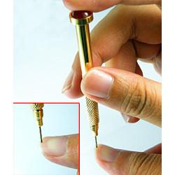 Nagel Kunst Piercing Handbohrmaschine Werkzeug Nagel Puncher