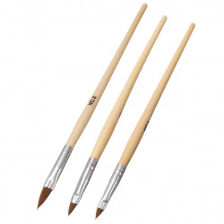 Negletipper Tipper Builder Design Børste Pensel Akryl UV Gel Drawing Pen