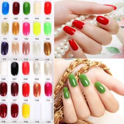 OUJINGJIA 091-118 Shimmer&Pure Colors Soak Off UV Gel Nail Polish