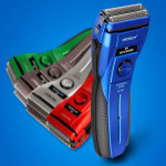 220V PRITECH RSM-1162 Reciprocating Electric Shaver Double Foil Razor Shavers & Hair Removal