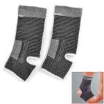 2 PCS Lenwave LW-5492 Elastic Ankle Belt Sport Wrap Support Protectors Personal Care