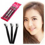 3pcs Makeup Face Razor Trimmer Eyebrow Shaver Blade Hair Remover Tool Shavers & Hair Removal
