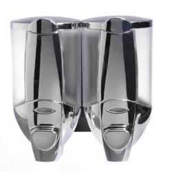 ABS Väggmonterad Tvål Sanitizer Shampoo Dispenser