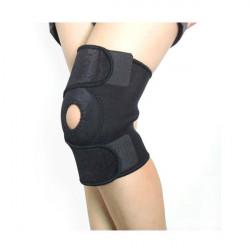 Justerbar Elastik Patella Brace Strap Knee Pads Stabilisator