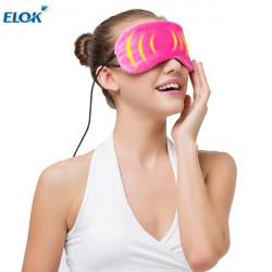 Elok USB Supply Elektrisk Far Infrared Ray Uppvärmd Ögonmask