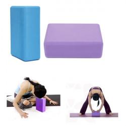 EVA Yoga Aerobic Pilates Foam Block Brick Hjem Motion Fitness Prop