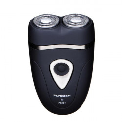FLYCO FS821 Razor Double Heads Electric Rotation Shaver