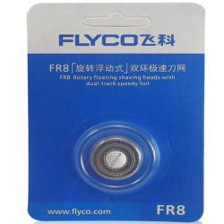 FLYCO FS858 FS360 Rasierapparat FR8 Rotary Floating Head Rasiermesser Net
