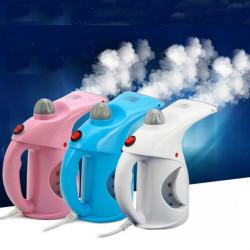 Handheld Mini Garment Steamer Facial Ånga Stryk Befuktning