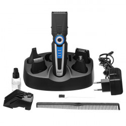 KEMEI KM-008 6 In 1 Multifunction Electric Hair Trimmer Razor