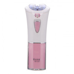 KEMEI KM-1999 Tweezer Heads Mini Lady Epilator Hair Removal Device
