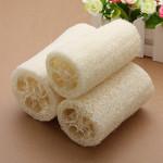 Naturlig Luffa Dusch Wash Body Sponge Skrubber Spa Hälsoprodukter