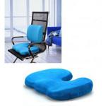 Ortopedi Seat Lösning Kudde Memory Foam Avlastar Ryggverk Hälsoprodukter