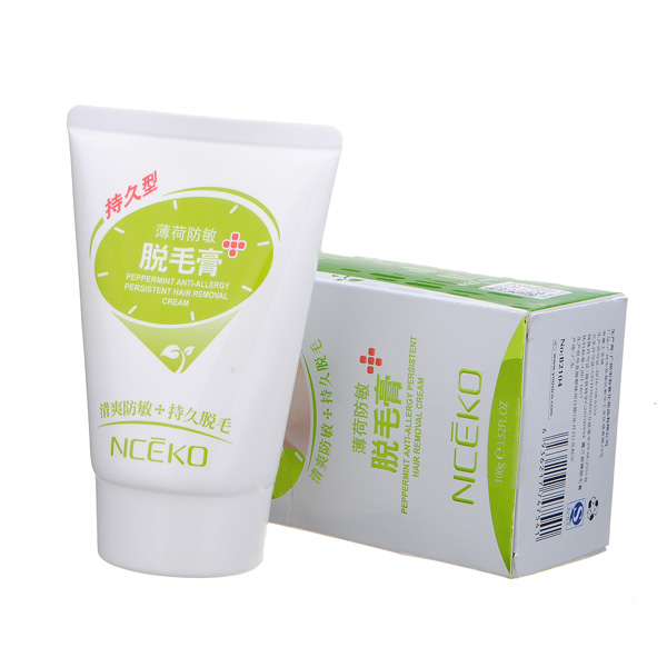 Peppermint Anti-allergy Hair Remover Depilatory Removal Cream Shavers & Hair Removal