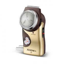SID SA35 Elektrisk Genopladelige Razor Rotary Barbermaskine