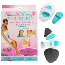 Smooth Away Electric Hair Removal Pad Epilator