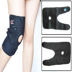 Sport Justerbar Magnetisk Terapi Knee Pad Brace Protection