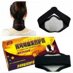Turmalin Self-Varme Nano Magnetisk Nakke Support Protector
