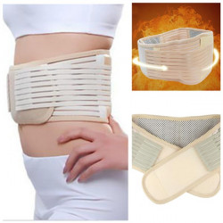 Tourmaline Spontaneous Heating Magnetic Therapy Waist Belt