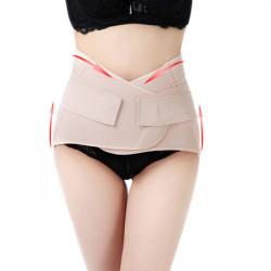 Kvinnor Andnings Postpartum Staylace Body Shaping Cummerbund Bälte
