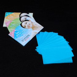 10X Makeup Olie Control Absorption Tissue Ansigt Facial Papers