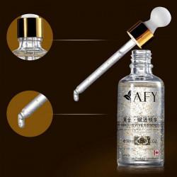 AFY 24K Guld Anti Aging Skin Pleje Facial Revive Treatment Essence
