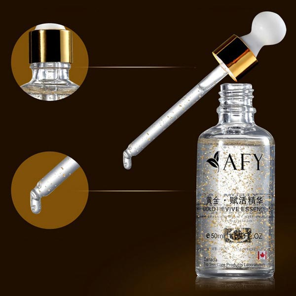 AFY 24K Gold Anti Aging Skin Care Facial Revive Treatment Essence Skin Care