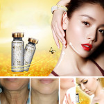 AFY 24K Gold Revive Neck Essence Oil Anti-wrinkle Moisturizing Skin Care