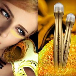 AFY Gold 24K Roll on Hyaluronsäure Augencreme Anti Falten