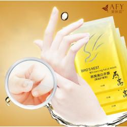 AFY Vogelnest Whitening Handmaske Feuchtigkeitsspendende Handcreme