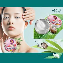 AFY Schnecke Gesichtscreme Whitening feuchtigkeitsspendende Anti Falten Gesichtscreme