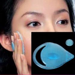 Blackhead Borttagning Ansiktsrengöring Pad Silicon Brush