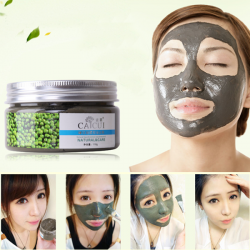 CAICUI Mung Bean Mineral Mud Mask Acne Olie Control Hvidning