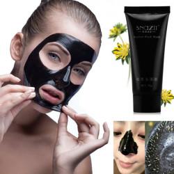 Tiefenreinigung entfernen Mitesser Gesichtsmaske Saug  Schlamm Whitening