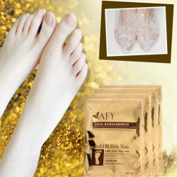 Foot Care Mask AFY Gold Moisturizing Mask Remove Dead Skin