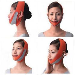 Hiss V Face Line Ansiktsmask Bälte Bantning Kind Rem