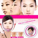 Nylon Gesicht Slimmerbelt Gesicht Thining Maske Verband Hautpflege