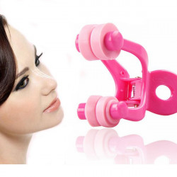 Pink Nose UP Beauty Clip Lifting Shapinh Clipper Resin