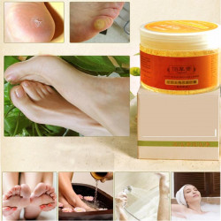 Shea Butter Massage Peeling Pflege Foot Scrub