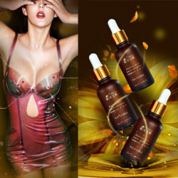 YSLD Bröst Eterisk Olja Fastare Utvidgningen Bust Massage