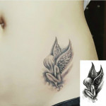 Angel Design Waterproof Temporary Transfer Tattoo Sticker Tattoos & Body Art