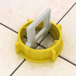 100PCS Tile Leveling Tools For Perfectly Level Floor And Wall