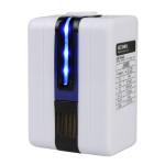 110 240V Negativ Ionen Home Mini Luftreiniger Ozonator Entschlacken Reiniger Haushaltsgeräte