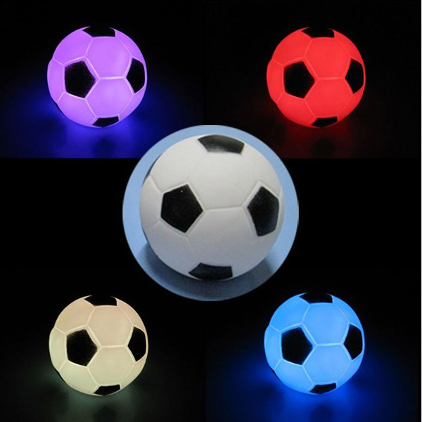 2014 Brazil World Cup Colorful Night Light Children Night Light Home Decor