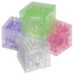 3D Puzzle Spiel Geld Labyrinth Bank Einsparung Sammlermünzenkassette Box Haus Dekoration