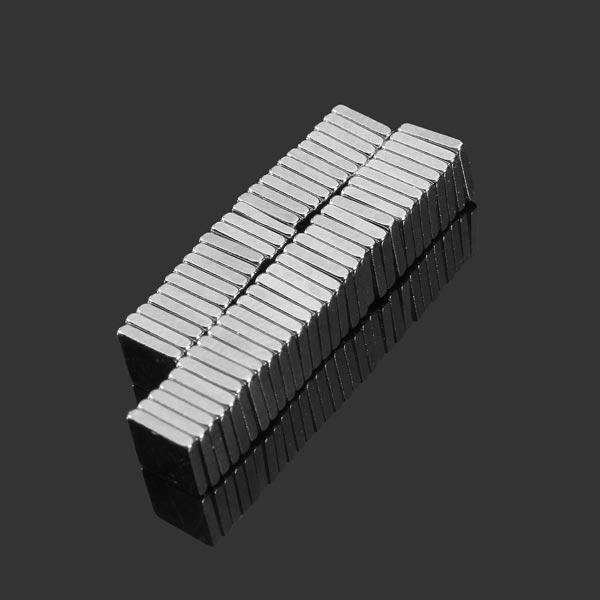 50stk Disc Seltene Erden Neodym Magnete N35 Craft Modell Haus Dekoration