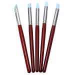 5stk Radierstift Shaping Skulptur Ton Schnitzwerkzeuge Haus Dekoration