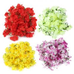 Artificial Silk Azalea Flowers Vine Plants Garland Wedding Home Decor