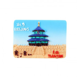 Beijing Temple Of Heaven Souvenirs Fridge Magnet