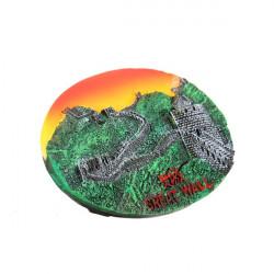 Beijing Tourism Souvenirs The Great Wall Fridge Magnet